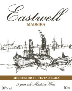 Eastwell madeira (50 cl)